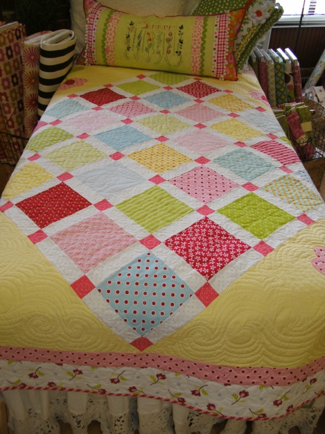 Bubble Gum Fun by Quilt Soup