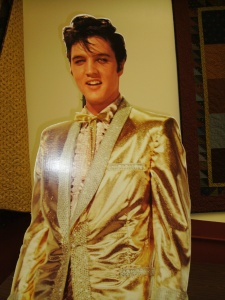 even Elvis wouldn't miss it