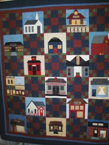 The Shop Hop Quilt